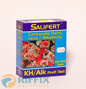 Salifert KH/Alk Profi Test - Carbonate Hardness/Alkalinity